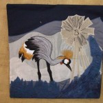 Sandra Sweers- Crown Crane 2