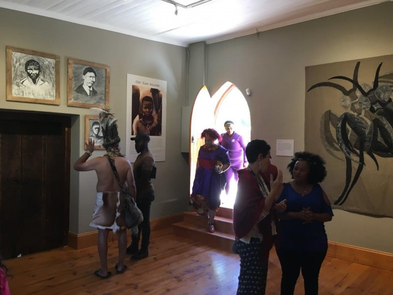 The Bushman Heritage Museum - First People at Bethesda Arts