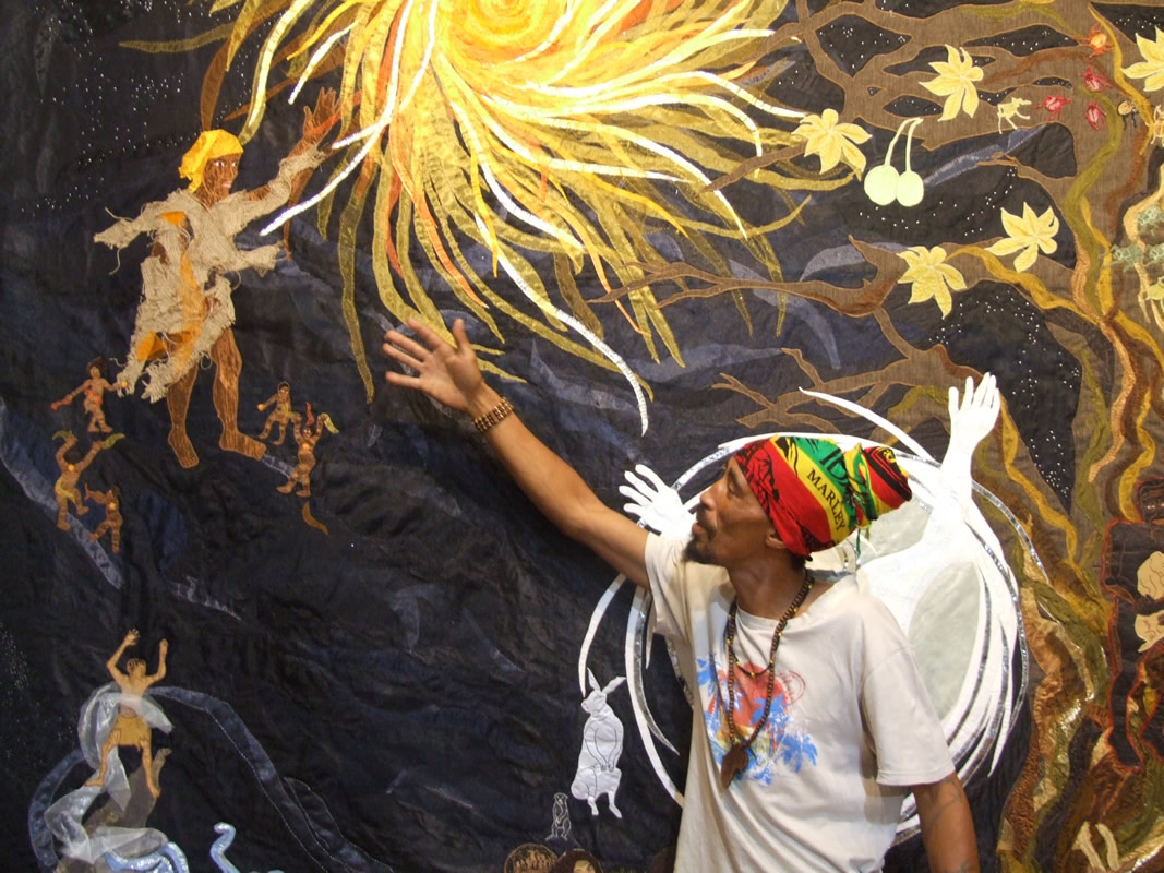 The Bushman Heritage Museum - First People at Bethesda Arts Centre